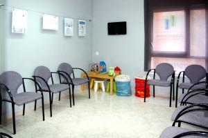 sala espera niños